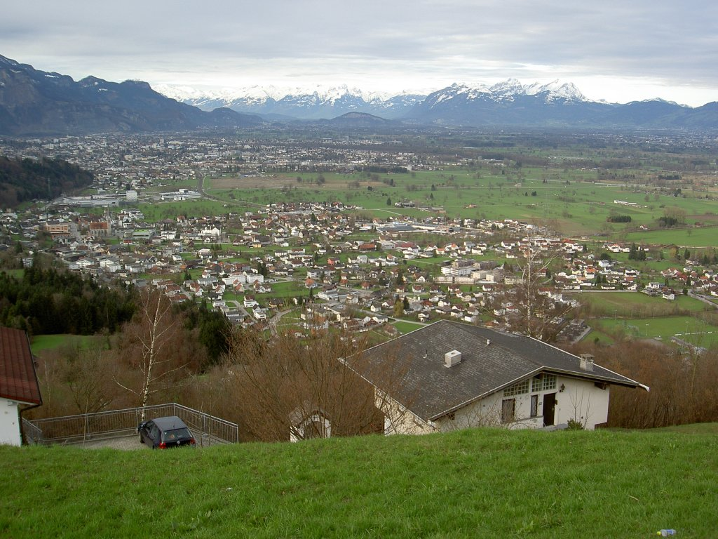 Enkelt reiser Vorarlberg