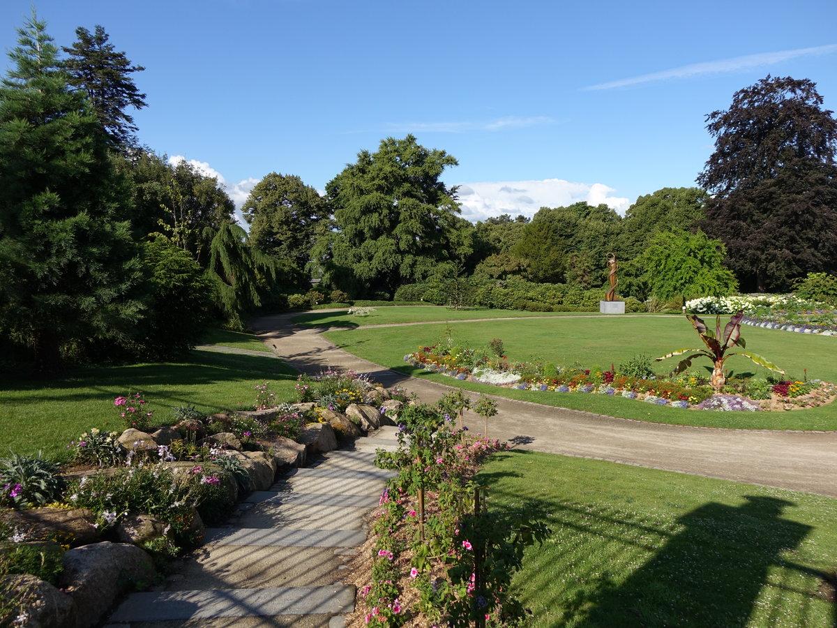 Avranches jardin des plantes for Au jardin des plantes avranches