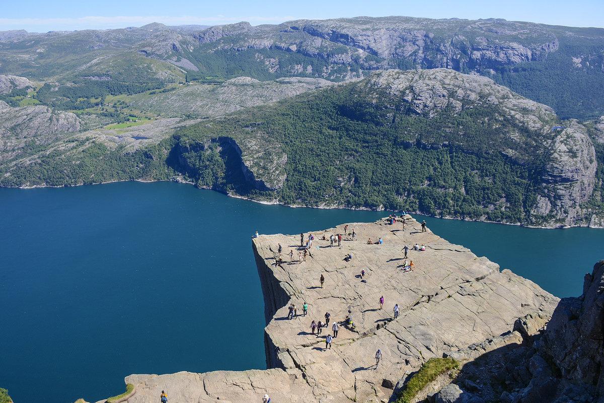 Ist Norwegen Eu