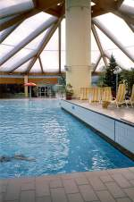 Kristall-Therme Bad Klosterlausnitz, 2001