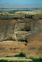 Canyon de Chelly im Juli 1998.